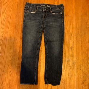 American Eagle Capri Jeans